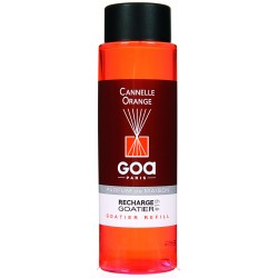 Recharge Goatier 260 ml - Cannelle Orange